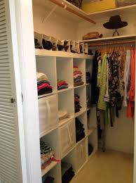 awesome picture of how to organize a walk in closet do it yourself