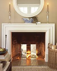 fireplace hearth cleaner home decorating interior design bath