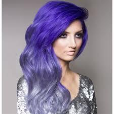pravana silver hair color violet silver urban ombré behindthechair com