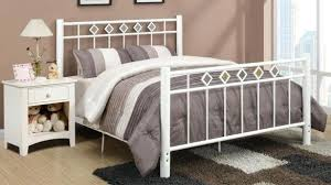 Rod Iron Headboard Cheap Wrought Iron Headboard Amazing White Wrought Iron Headboard