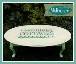 Cottage Coffee Table Big Lots Coffee Table Turned Lake Shore Cottage Coffee Table