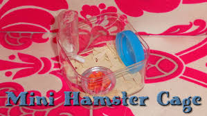 Diy Fandom Dollhouse Cute Miniature by Miniature Hamster Cage Diy Lps Crafts Easy Doll Crafts