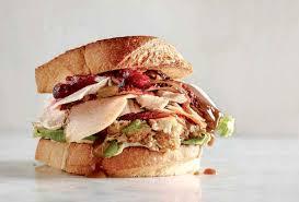 thanksgiving leftover sandwich turkey cranberry sandwich recipe leite u0027s culinaria