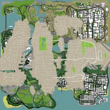 San Andreas Map Research Mt Chiliad And Other Mountains Height Gta V Gtaforums