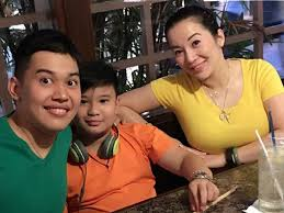 kris aquino bimby finds out about new baby on facebook