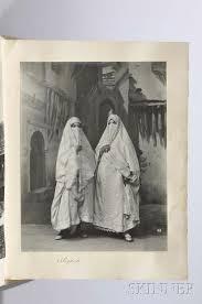 Italy Photo Album Grand Tour Photo Album C 1907 Algeria France Monaco Spain