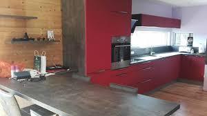 cuisiniste dunkerque cuisine sur mesure cranberry de r réalisation cuisinella