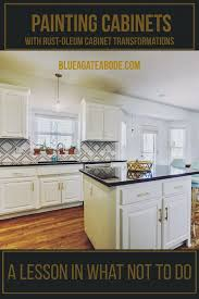 rustoleum kitchen cabinet paint painting cabinets with rust oleum cabinet transformations