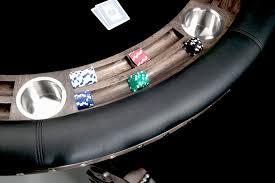 Texas Holdem Table by Glen Ellen Texas Hold U0027em Custom Poker Table Diamondback