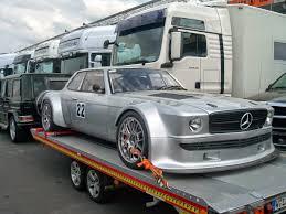 pink g wagon mercedes benz w107 widebody nurburgring killer benztuning