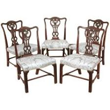 chippendale dining room chairs 74 for sale at 1stdibs