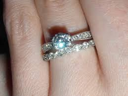 curved wedding band to fit engagement ring wedding rings how to find a wedding band to match engagement