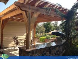 outdoor kitchens pools wichita ks treescapes
