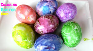 Scooby Doo Easter Egg Dye Kit Coloring Easter Eggs Spin An Egg Colorful Marbled Easter Eggs