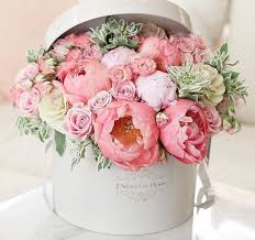 flowers in a box best 25 flowers in a box ideas on peony arrangement