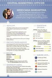 Sample Resume Yang Terbaik by Contoh Resume Lamaran Kerja Doc Gambar Con