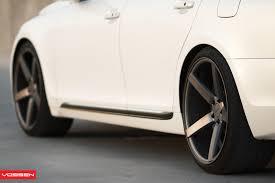 lexus gs toronto vossen wheels lexus gs vossen cv3r