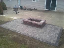 Best Backyard Fire Pit Designs Best Backyard Fire Pit Designs Tags Wonderful Concrete Patio