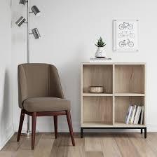 Cube Bookcase Wood 34
