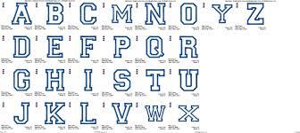 glenn forsyth media workplace a z letter font design monday may