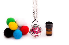essential oil diffuser necklace izzybell jewelry