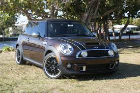 fs 2011 mini cooper s r56 chocolate metallic north