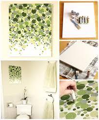 Easy Diy Home Decor Super Easy Diy Canvas Painting Ideas For Artistic Home Decor