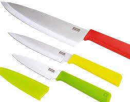 kuhn rikon stainless steel u0026 titanium swiss knife ranges
