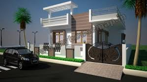 small front elevation ground floor front elevation design house