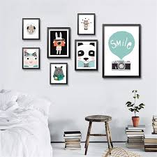 Aliexpresscom  Buy Frameless Modern Nordic Minimalist Creative - Prints for kids rooms