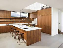 Eco Kitchen Cabinets Californian Eco Homes Palms Residence By Marmol Radziner
