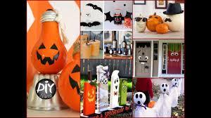 diy halloween decor using recycled materials easy halloween