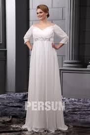 tenue de mariage grande taille robe blanche taille plus photos de robes
