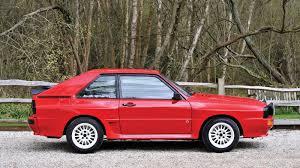 audi quattro stunning 1986 audi sport quattro sells for 536 000 at auction
