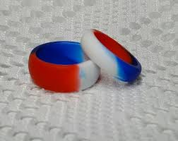 27 best silicone wedding sport band ring mixed colors images on