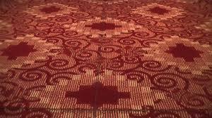 Home Decorators Carpet Patterned Commercial Carpet In Very Long Hotel Corridors 200 U0027
