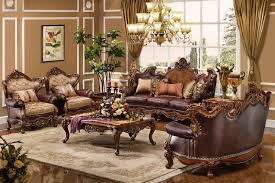 Set Furniture Living Room Traditional Sofa Set Formal Living Room Furniture Mchd839 Cheap