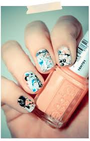 53 best nail tricks images on pinterest beauty nails beauty