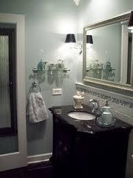 Small Bathroom Makeover by Small Bathroom Makeover Spa Blue