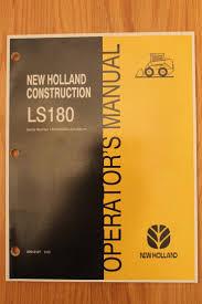 new holland tractor service manual 10la loader schoolbook cf