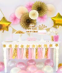 twinkle twinkle decorations twinkle twinkle birthday party in a box