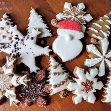 523 best christmas decorated cookies images on pinterest