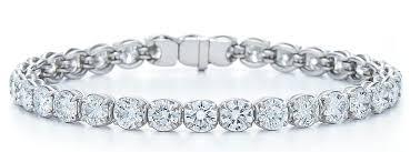 diamond bracelet styles images The tennis bracelet 39 s eternal style bejeweled jpg