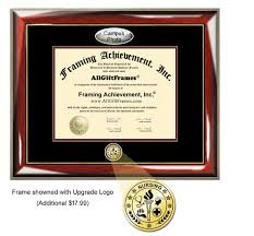 degree frames babson college diploma frame degree frames framing gift graduation pla