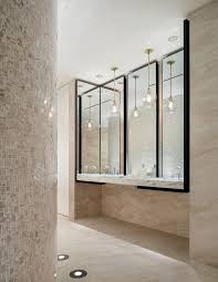 bathroom design nyc yabu pushelberg uses muted hues at four seasons downtown new york