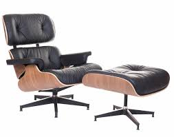 Eames Leather Lounge Chair Best Reproduction Eames Lounge Chair Zuffahome