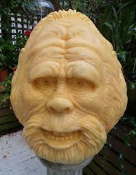 Snickers Halloween Commercial 2015 by Sasquatch Pumpkin Carving By Clive Cooper Pumpkin Carving By