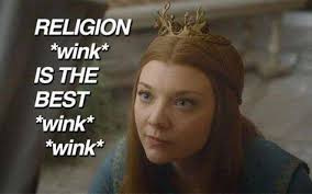 Wink Meme - game of thrones funny meme a song of ice and fire pinterest