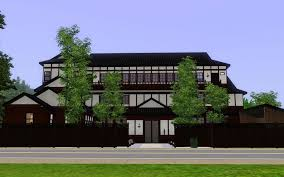 mod the sims japanese style apartment 2