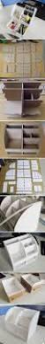 Diy Desk Organization by Best 25 Cardboard Organizer Ideas On Pinterest Cardboard